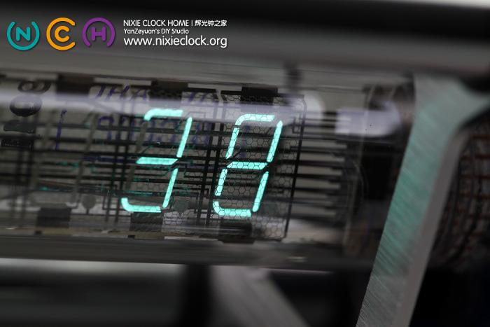 Iv 18 Vfd Tube Time Clock Energy Pillar