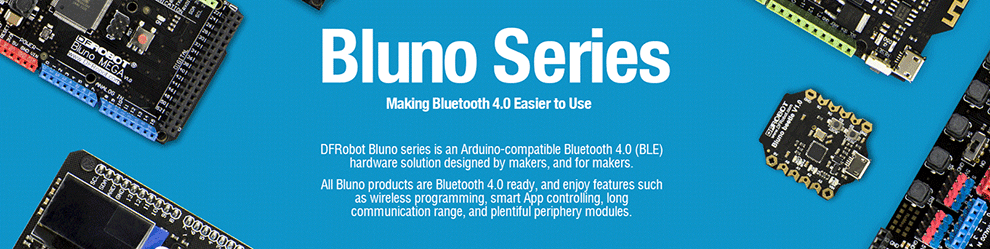 Introduction to Bluno Series
