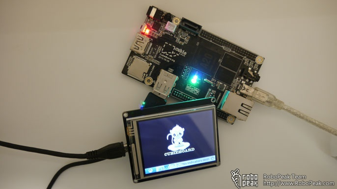 Usb tft touch display screen for raspberry pi dfrobot