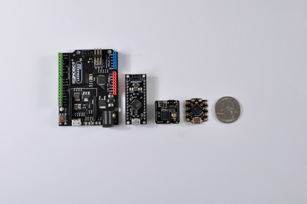 Beetle - The smallest Arduino Micrcontroller - DFRobot on
