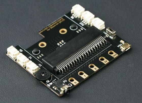 micro:bit Expansion Board for Boson (Gravity Compatible) Interface