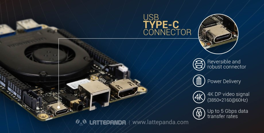 LattePanda Connector