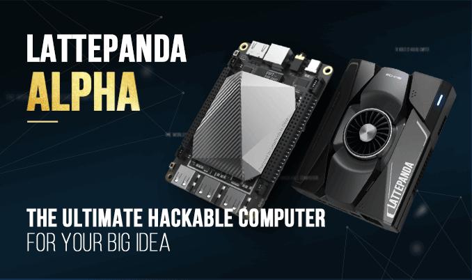 LattePanda Alpha 864 (Win10 Pro activated) – A hackable SBC