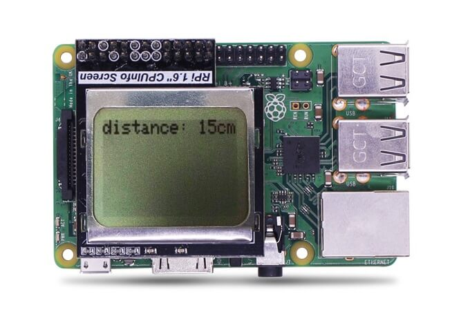 1.6 Inch Display for Raspberry Pi
