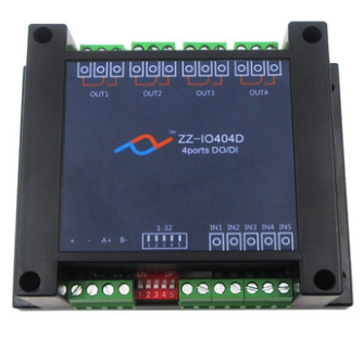 Industrial 4-Channels Relay Module