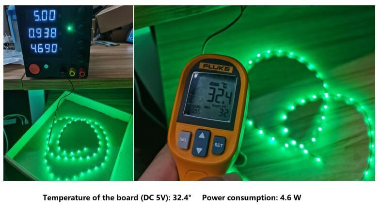 5V Flexible LED Strip (60 LEDs)