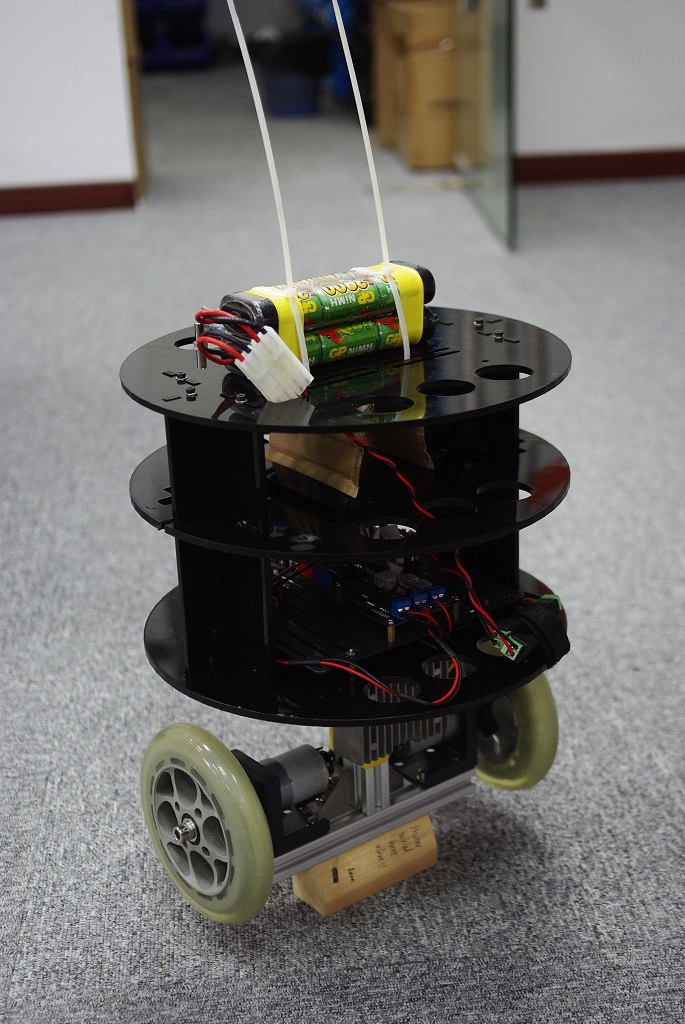 2-Wheel Balancing Robot Kit - DFRobot