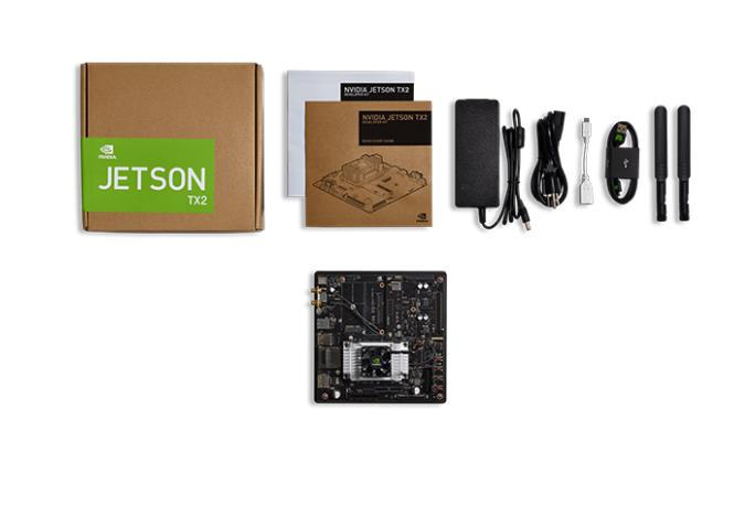 NVIDIA Jetson TX2 Developer Kit