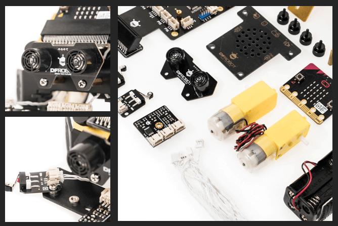 Max:Bot Components