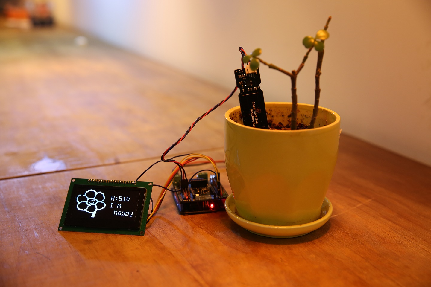 Gravity: Analog Capacitive Soil Moisture Sensor