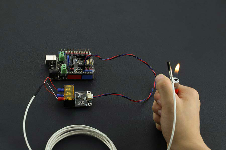 Gravity Analog High Temperature Sensor Dfrobot