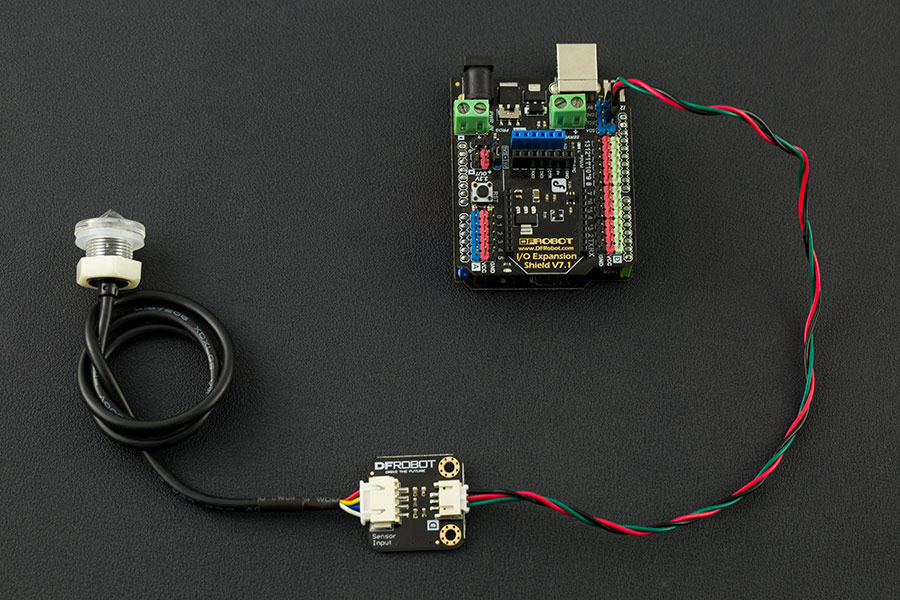 Gravity: Analog Photoelectric Water / Liquid Level Sensor For Arduino
