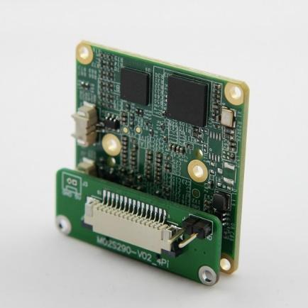 Night Camera Module for Raspberry Pi back side