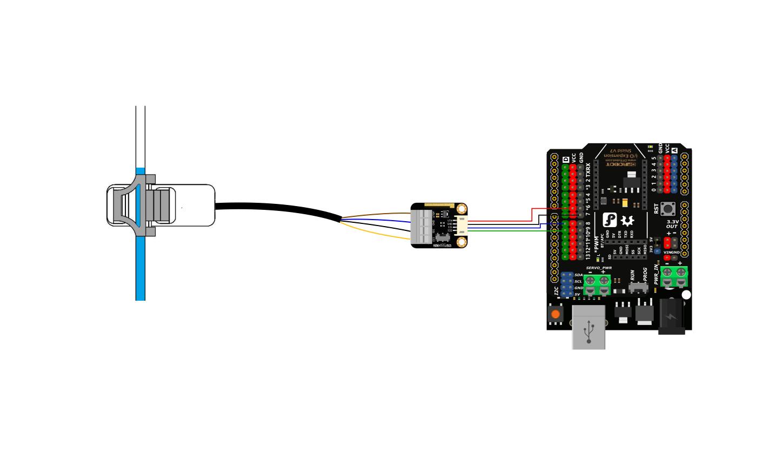 Small Pipe Diameter Level Sensor