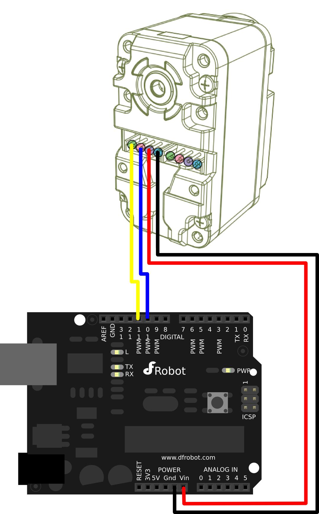 HerkuleX_UNO drs 0101 herkulex smart servo dfrobot Servo Hydraulic Diagram at bakdesigns.co