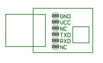 USB to TTL Converter (CP210) PCB Color