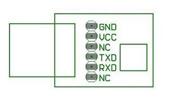 USB to TTL Converter (CP210) PCB Color
