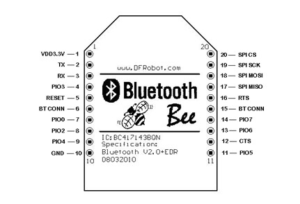 Bluetooth Bee