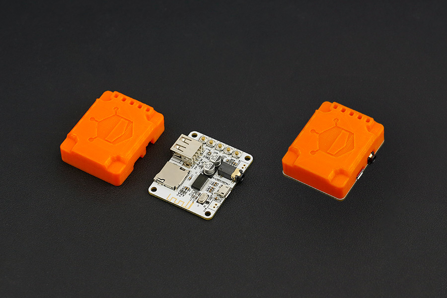 Bluetooth Audio Receiver and Playback Module -DFRobot