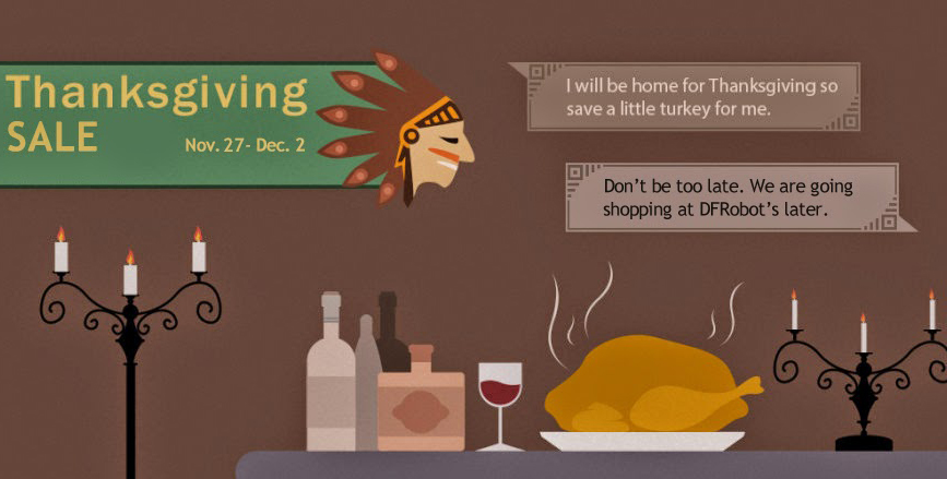 Here comes Thanksgiving Day!